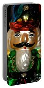 Nutcracker Ornament Portable Battery Charger