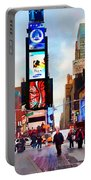 Ny Times Square Impressions IIi Portable Battery Charger