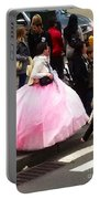 Nyc Ball Gown Walk Portable Battery Charger