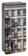 Nyc Building  Portable Battery Charger