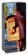 Nyc Fire Alarm Box Portable Battery Charger