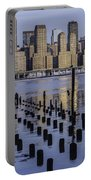 Nyc Snow/ice Portable Battery Charger