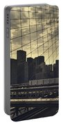 Nyc Through The Web Portable Battery Charger