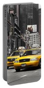 Nyc Yellow Cabs - Ck Portable Battery Charger