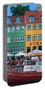 Nyhavn 17 Portable Battery Charger