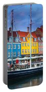 Nyhavn Canal Portable Battery Charger