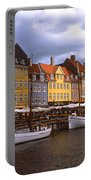 Nyhavn Copenhagen Portable Battery Charger