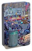 Nypd Highway Patrol Portable Battery Charger