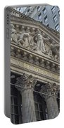 Nyse  New York Stock Exchange Wall Street Portable Battery Charger
