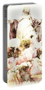 O Divine Mercy Portable Battery Charger
