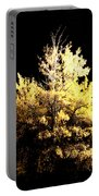 Oak At Night Portable Battery Charger