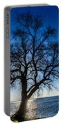 Oak Sunrise Portable Battery Charger