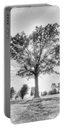 Oak Tree Bw Portable Battery Charger