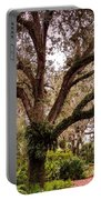 Oak Tree Portable Battery Charger