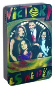 Obama Family Victory Portable Battery Charger