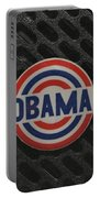 Obama Portable Battery Charger by Rob Hans