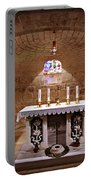 Obedience - The Church Of Saint Joseph's Carpentry Portable Battery Charger