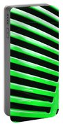 Observe Green Portable Battery Charger