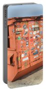Obx Beach Dumpster Portable Battery Charger