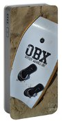 Obx Outer Banks Surf Board Portable Battery Charger