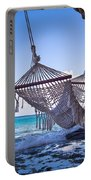 Ocean Front Hammock Portable Battery Charger