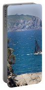 Ocean Racing I Portable Battery Charger