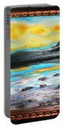 Ocean View Portable Battery Charger