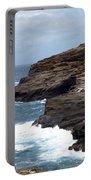 Ocean Vs. Rock Portable Battery Charger