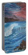 Ocean Wave Portable Battery Charger