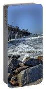 Oceanside Rocks Portable Battery Charger