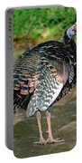Ocellated Turkey Portable Battery Charger