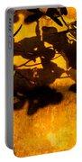 Ochre Wall Silk Lantern 02 Portable Battery Charger