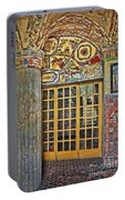 October At Fonthill Castle Portable Battery Charger