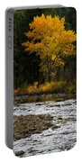 October Beauty Along Grimes Creek Portable Battery Charger