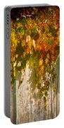 October Colors Portable Battery Charger