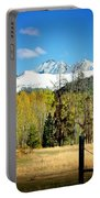 October Day  Portable Battery Charger