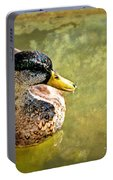 October Duck Portable Battery Charger