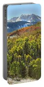 October In The San Juans Portable Battery Charger
