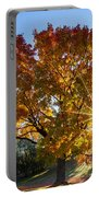 October Maple  Portable Battery Charger