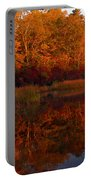October Mirror Portable Battery Charger