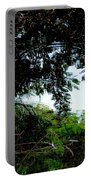 October Rain Portable Battery Charger