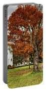 October Skies Portable Battery Charger