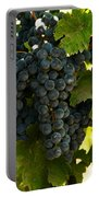 October Vintage Bonair Winery  Portable Battery Charger by Jeff Swan