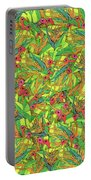 Odd Birds Of Paradise Portable Battery Charger