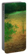 Ode To Monet Portable Battery Charger