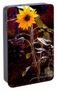 Ode To Sunflowers Portable Battery Charger