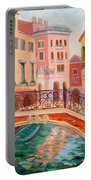 Ode To Venice Portable Battery Charger
