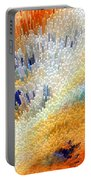 Odyssey - Abstract Art By Sharon Cummings Portable Battery Charger