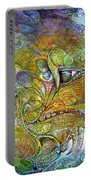 Offspring Of Tiamat - The Fomorii Union Portable Battery Charger by Otto Rapp