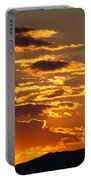 Ograzhden Mountain Sunset Portable Battery Charger